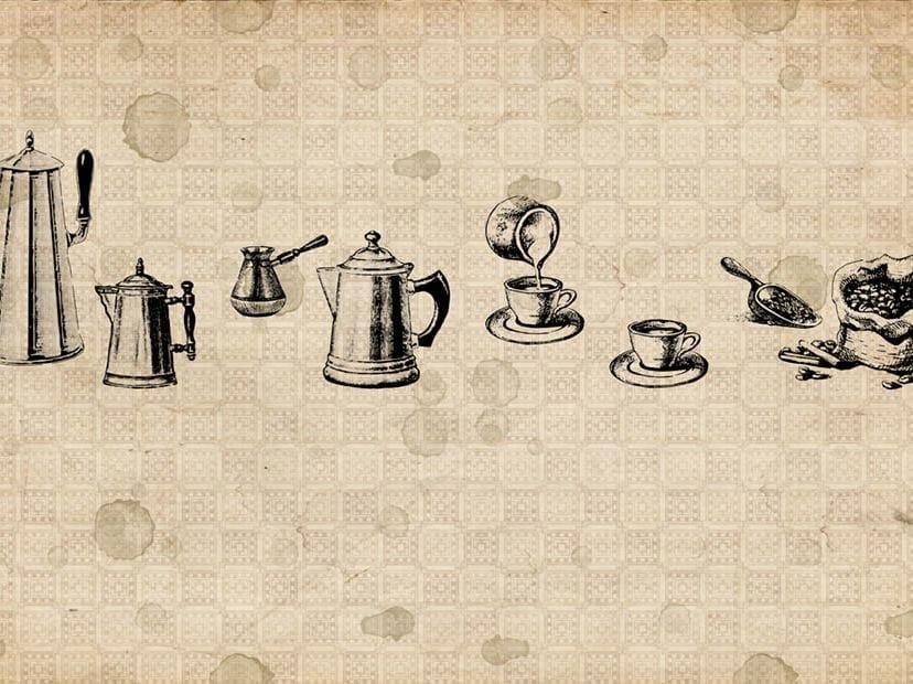 Wallpaper CAFÈ - Wallpepper