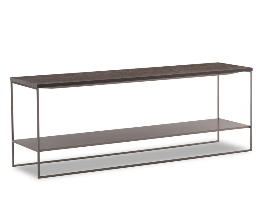 Tavolino CALDER BRONZE SIDE TABLES - Minotti