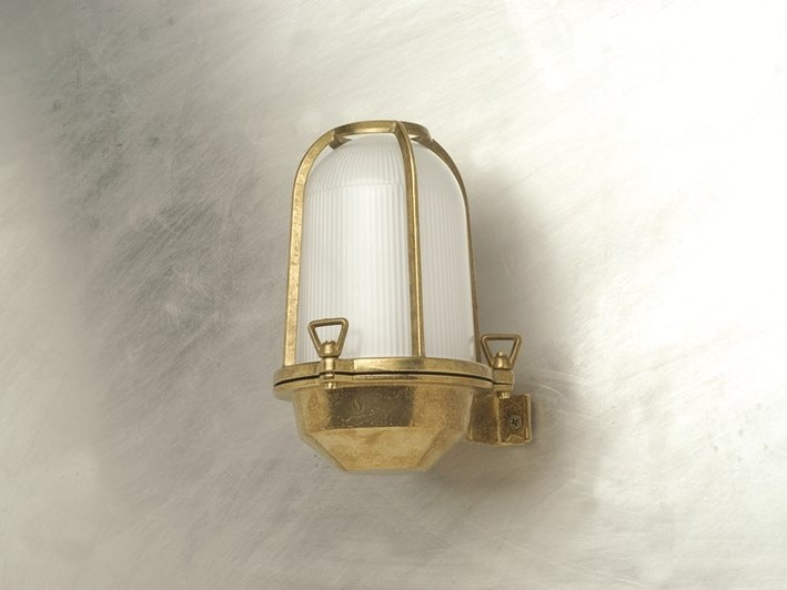 Brass Wall Lamp for Public Areas CAMBRIDGE B - BEL-LIGHTING