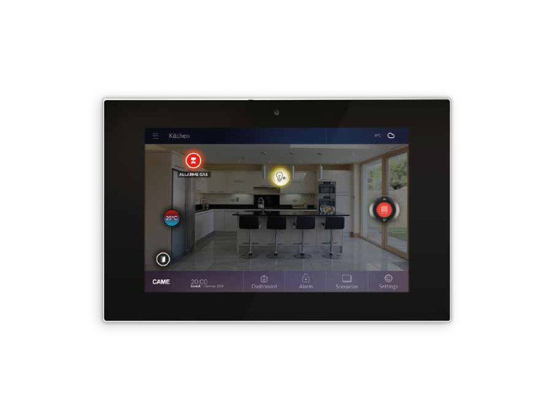 Home automation system for video surveillance for households CAME DOMOTIC 3.0 | Home automation system for video surveillance - CAME