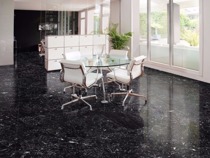 Indoor marble wall tiles CANFRANC | Flooring - Levantina