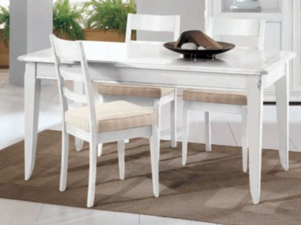 Lacquered solid wood chair CAPRI | Chair - Arvestyle