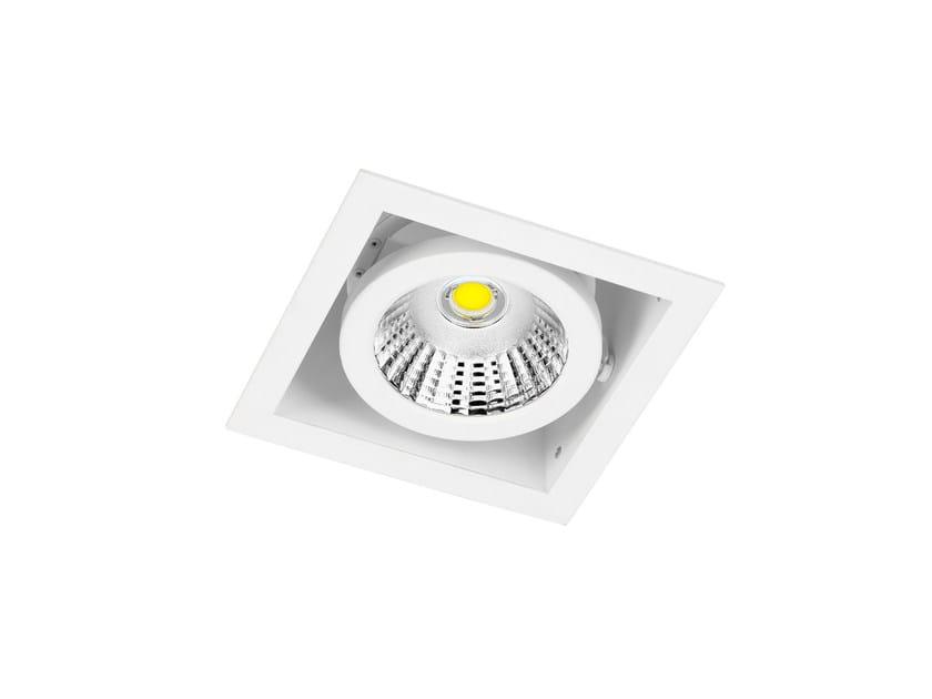 Adjustable spotlight CARDAN 1 - ONOK Lighting