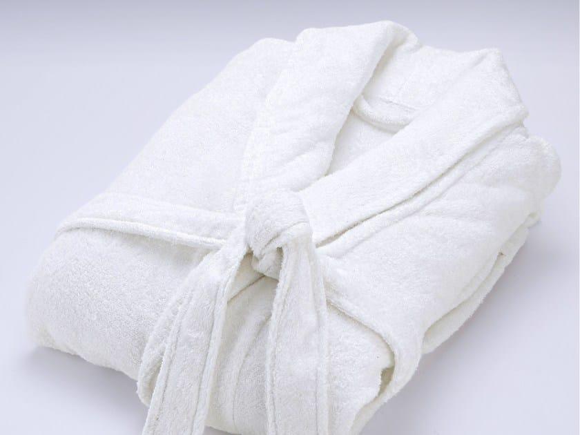 Cotton bathrobe CARESSE DS | Bathrobe by Cinier