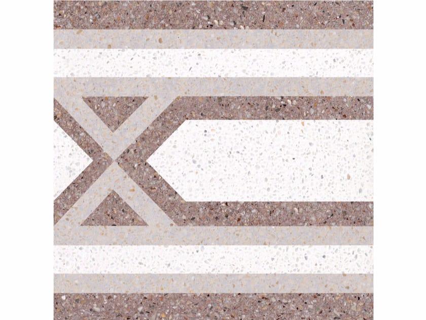 Marble grit wall/floor tiles CARMEN - Mipa