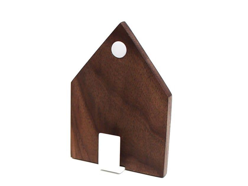 Walnut wall hook CASA BLANCA | Walnut wall hook - Otono Design