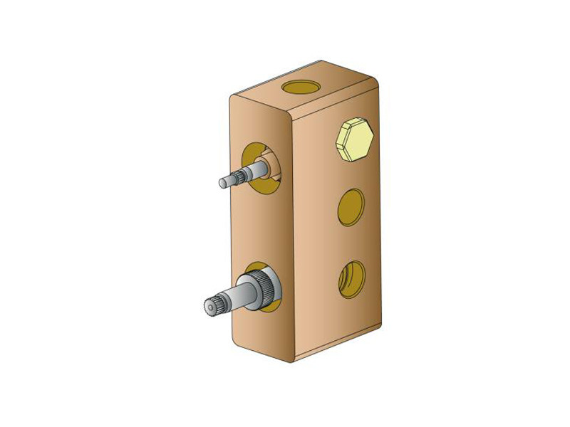 Concealed basic set CASANOVA IS3296 | Concealed basic set - RUBINETTERIE STELLA
