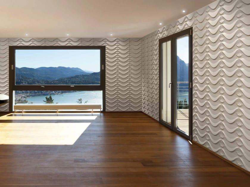 Bamboo fibre 3D Wall Cladding CASCADE by RECORD - BAGATTINI