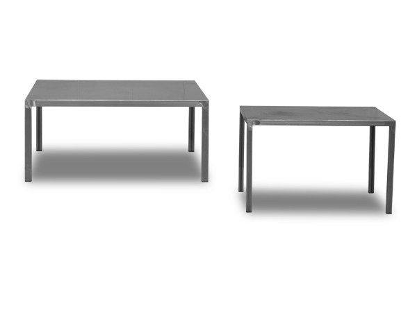 Rectangular metal coffee table CASSANDRA | Rectangular coffee table by BAXTER