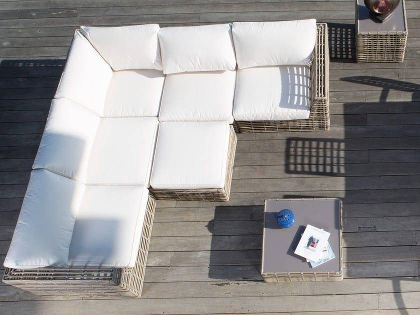 Divano componibile modulare CASTRIES | Divano componibile by SKYLINE design