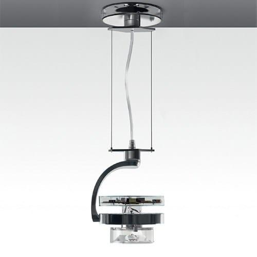 LED adjustable die cast aluminium pendant lamp CATA TIR | Pendant lamp by Artemide