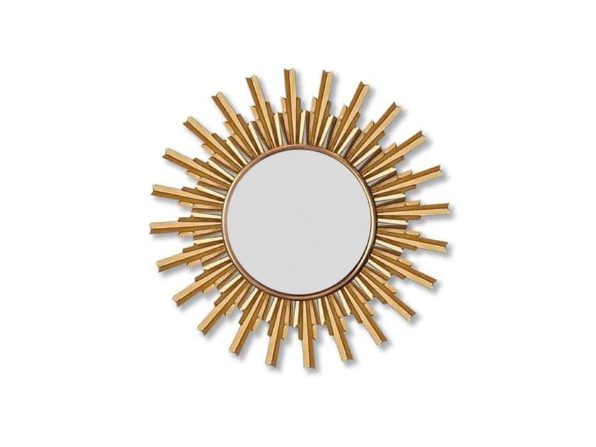 Specchio a parete con cornice per ingresso CATANIA - Moanne