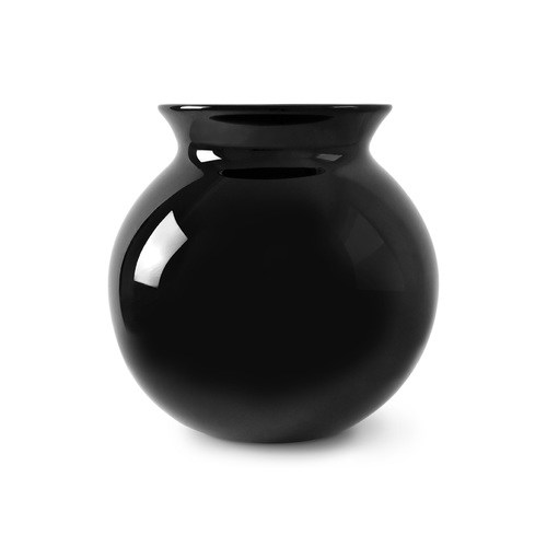 Glass vase CAULDRON | Vase - Mineheart