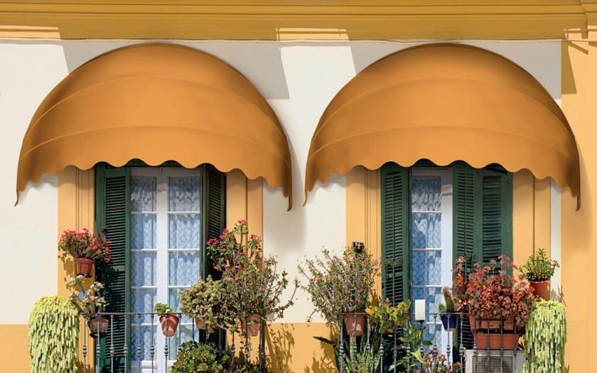 Fabric basket awning CE4-CE5 | Awning - Arquati Service