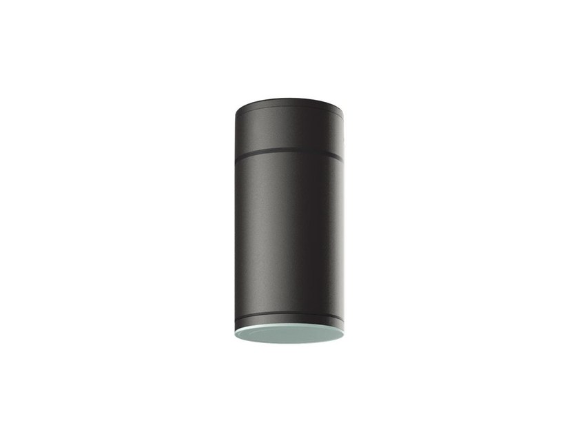 LED aluminium ceiling lamp ONE4TWO CEILING-MOUNTED - Cariboni group