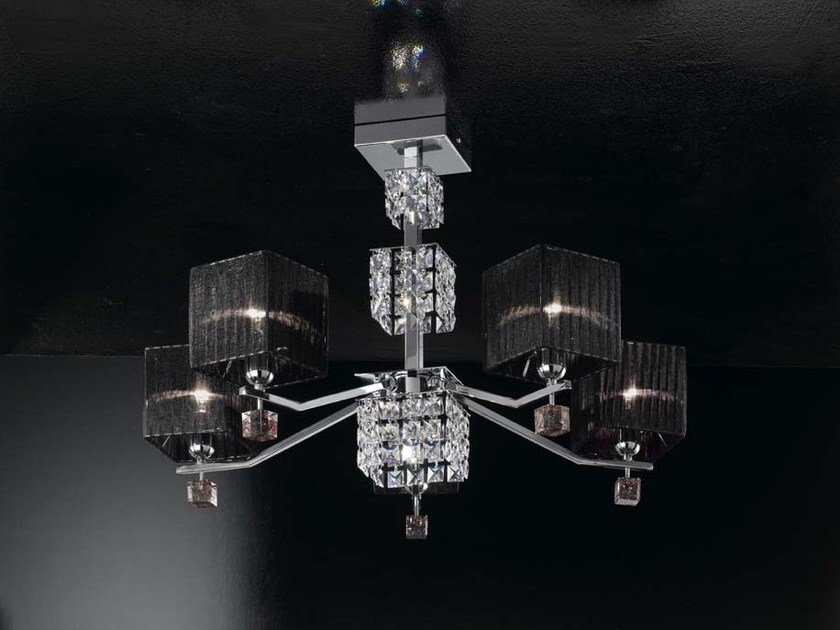 Direct-indirect light ceiling lamp MARY | Ceiling lamp - IDL EXPORT