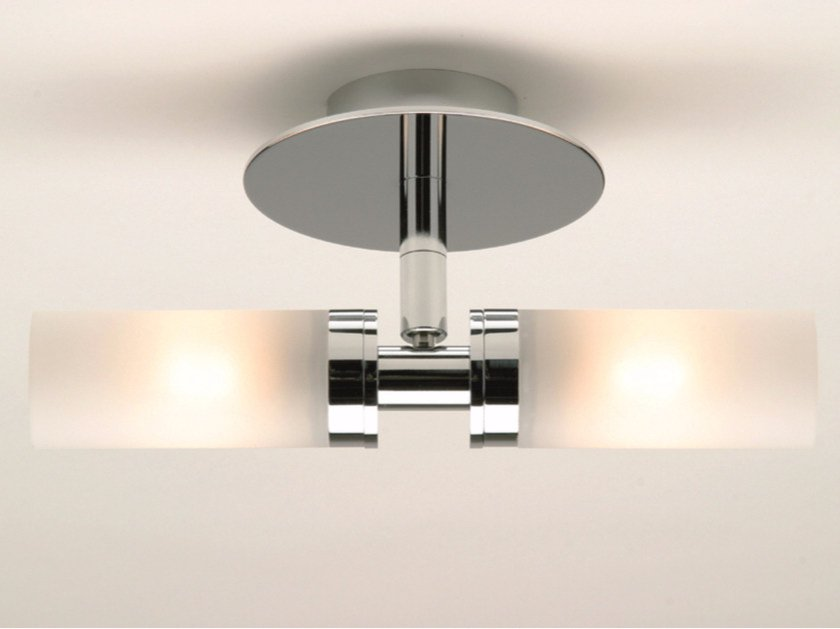 Lampada da soffitto in vetro CEILING PISADOUBLE - Top Light