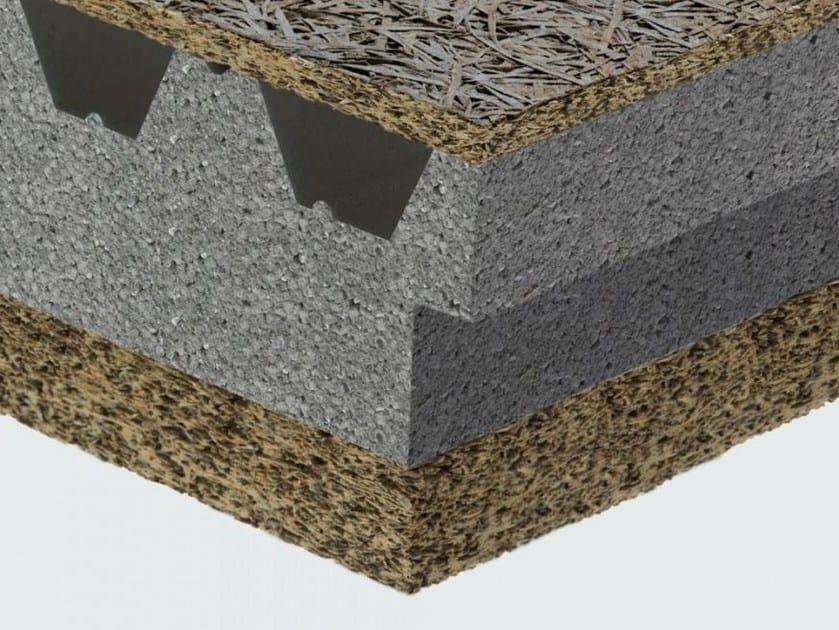Ventilated roof system CELENIT G3/V by celenit