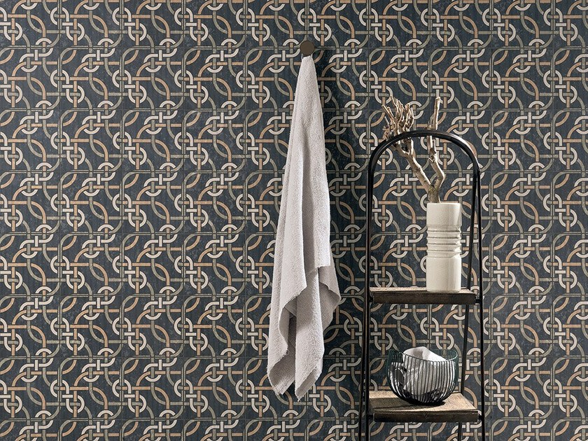 Porcelain stoneware wall tiles CEMENTINE_EVO | Wall tiles by Ceramica Fioranese