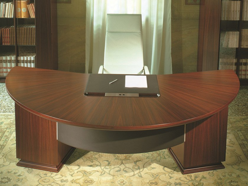 Executive desk with drawers CENTURY | Executive desk by ARTOM by Ultom