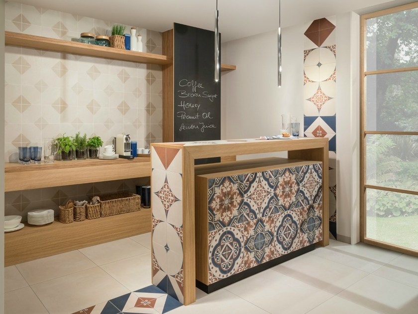 Indoor porcelain stoneware wall/floor tiles CENTURY UNLIMITED by Villeroy & Boch Fliesen