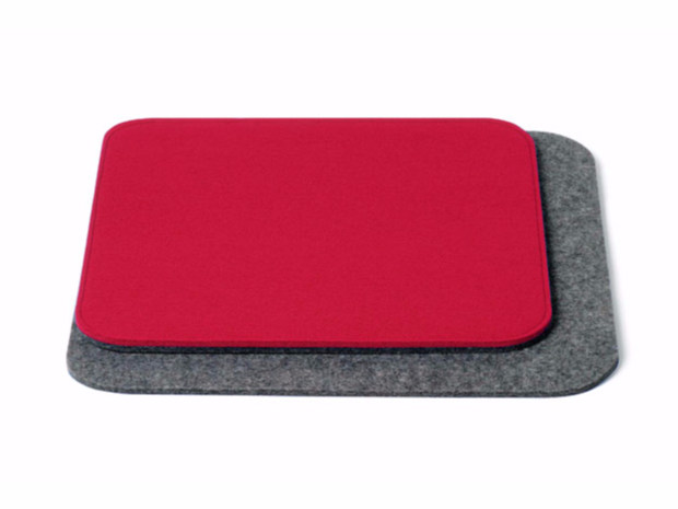 Seat cushion square with rounded corners Chair cushion - HEY-SIGN