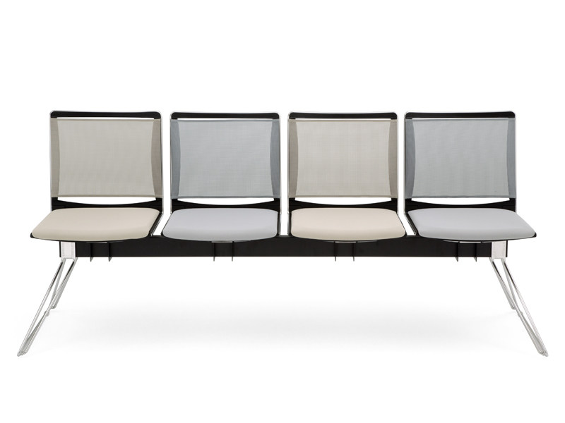 Freestanding beam seating S'MESH SOFT | Beam seating - Diemmebi