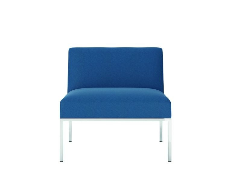 Reception chair with linking device ASTRO | Chair with linking device - Quadrifoglio Sistemi d'Arredo