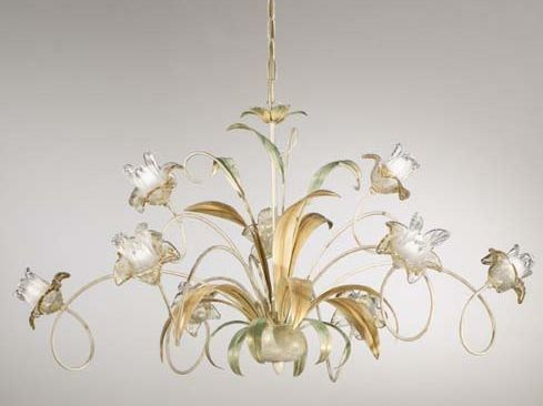 Direct-indirect light chandelier NARCISO | Chandelier - IDL EXPORT