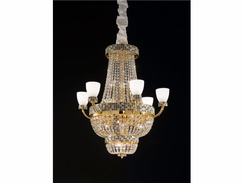 Crystal chandelier VICTORIA | Chandelier - IDL EXPORT