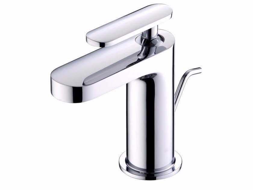 Countertop single handle 1 hole washbasin mixer CHARMING | Countertop washbasin mixer - JUSTIME
