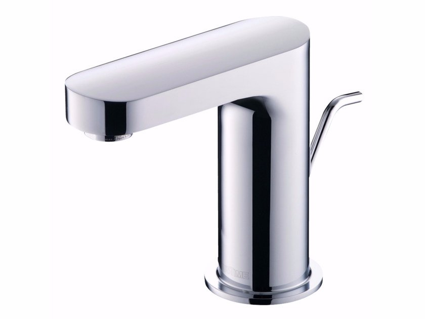 Countertop washbasin mixer with aerator CHARMING TIP TOUCH | 1 hole washbasin mixer - JUSTIME