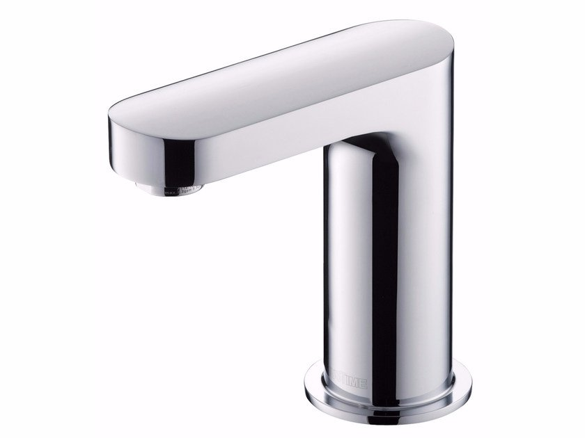 Countertop washbasin mixer with aerator CHARMING TIP TOUCH | Countertop washbasin mixer - JUSTIME