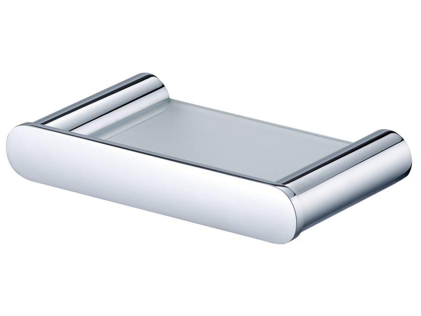 Wall-mounted soap dish CHARMING | Wall-mounted soap dish - JUSTIME