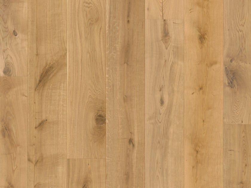 Brushed oak parquet CHATEAU OAK by Pergo