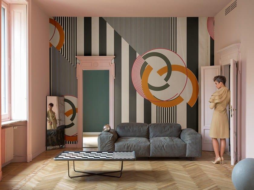 motiv pop art tapete cherry bomb kollektion contemporary wallpaper 2017 by wall dec design. Black Bedroom Furniture Sets. Home Design Ideas