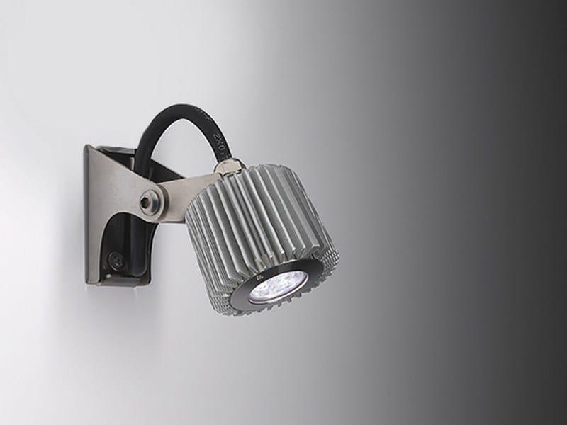 LED adjustable Outdoor floodlight Chili - PURALUCE