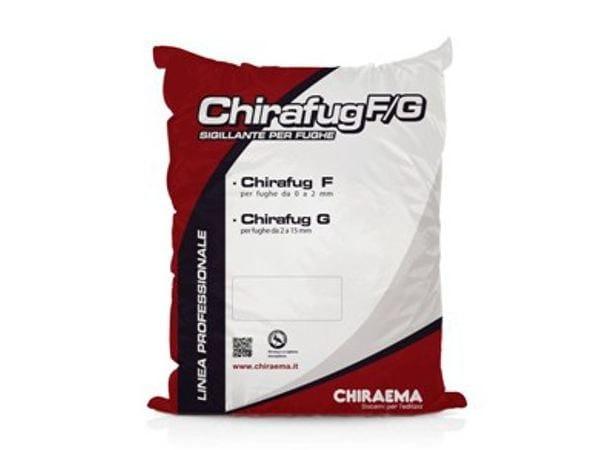 Flooring grout CHIRAFUG F/G - CHIRAEMA