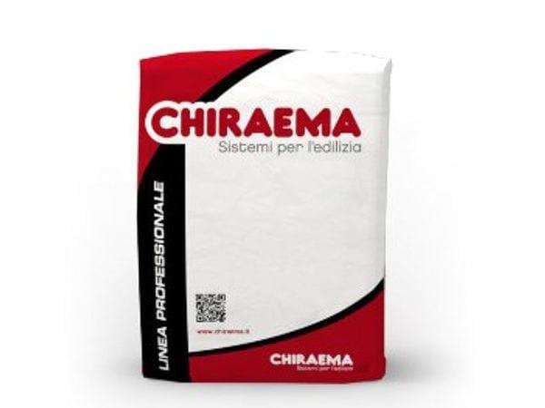 Rapid-setting mortar CHIRASEAL by CHIRAEMA