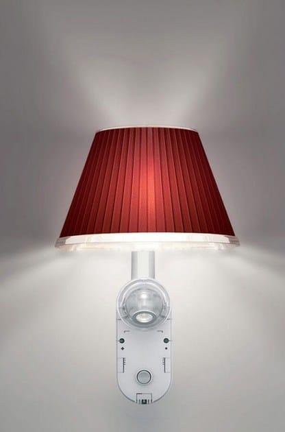 Direct-indirect light polypropylene wall light CHOOSE + LED | Polypropylene wall light - Artemide