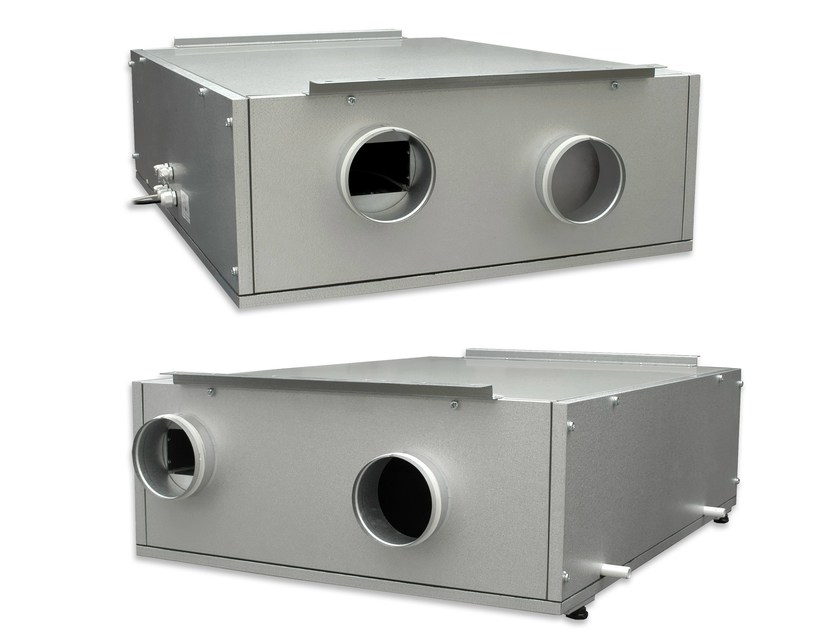 Mechanical forced ventilation system CHR 160-FC / CHR 350-FC - RDZ