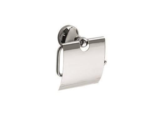 Metal toilet roll holder TOSCA | Metal toilet roll holder by INDA®