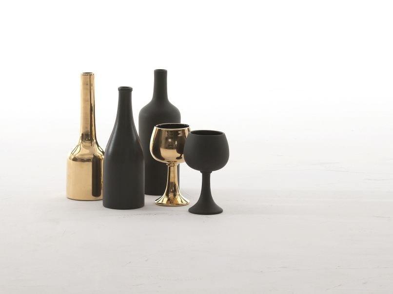 Ceramic decorative object CIN CIN by Tonin Casa