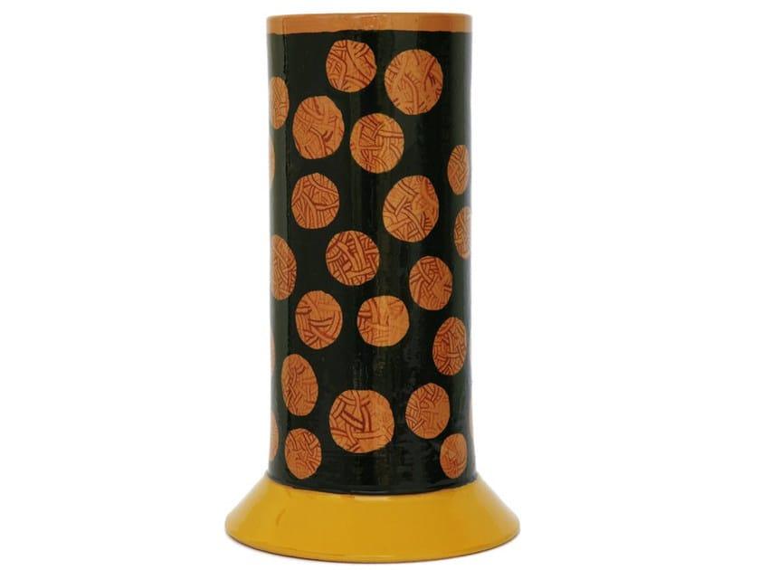 Ceramic vase CIRCLE III - Kiasmo