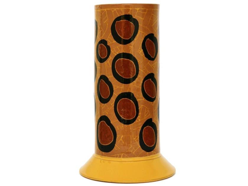 Ceramic vase CIRCLE V - Kiasmo