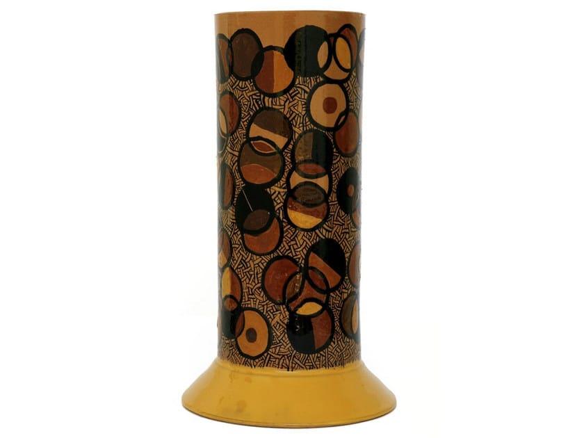 Ceramic vase CIRCLE VI - Kiasmo