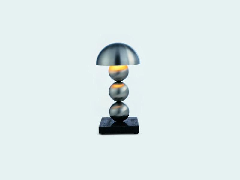 Metal table lamp CITADEL | Table lamp by Quasar