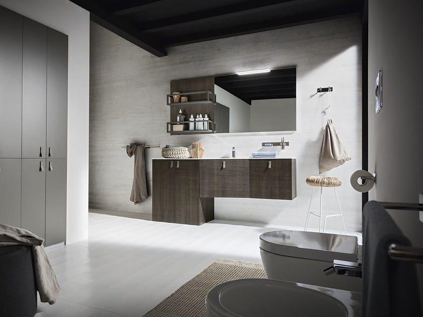 Mobile lavabo singolo CITY PLAY 216/217 - Cerasa