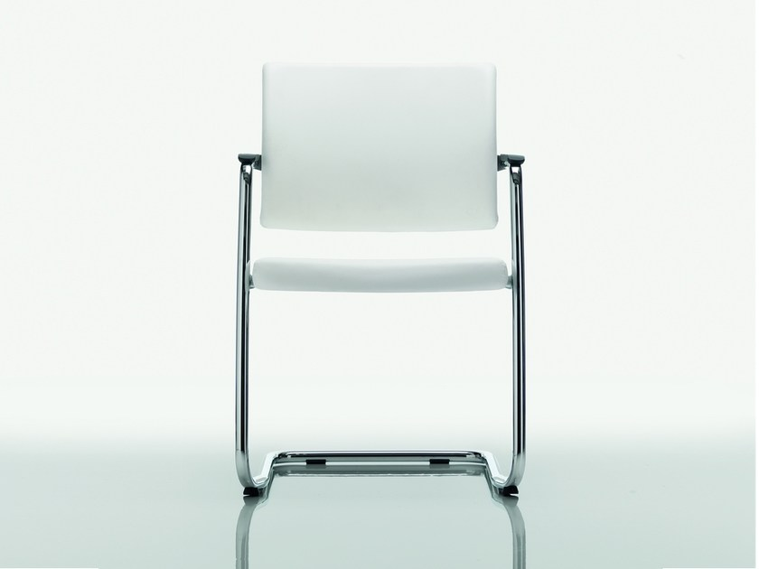 Cantilever polypropylene chair CLASSE | Polypropylene chair by Quadrifoglio
