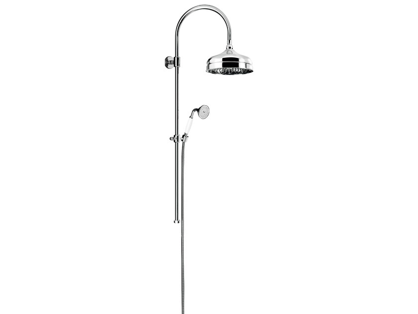 Wall-mounted shower panel with overhead shower CLASSIC SHOWERS - 1415243 - Fir Italia